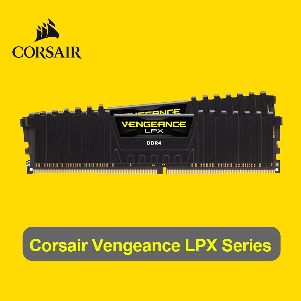 CORSAIR ddr4 ram 8GB 16G 32G 3200MHz 2400MHz 3000MHz 2666mhz 3600mhz DIMM desktop di Supporto di Memoria della scheda madre ddr4 Nuovo Originale