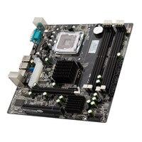 Jingsha Motherboard Intel P45 Chipset Mainboard SATA Port Socket LGA775 DDR2 support Xeon LGA 771 775 CPU
