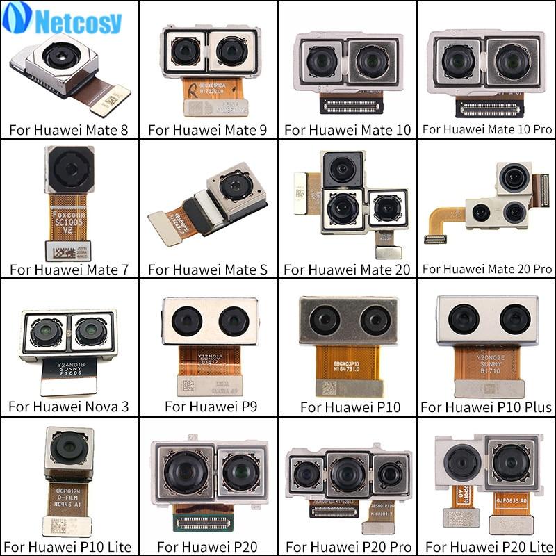 Netcosy Big Camera Rear Camera Back Camera Module Flex Cable For Huawei Mate S 7 8 9 10 20 Pro P9 P10 Plus P20 Lite Pro Nova 3
