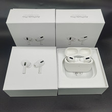 Mode Transparent et mode de réduction du bruit, pour iPhone 6 7 8P X 11 12 Max iPad Mac, AirPods pro 3 AP2 AP3 H1chip Original