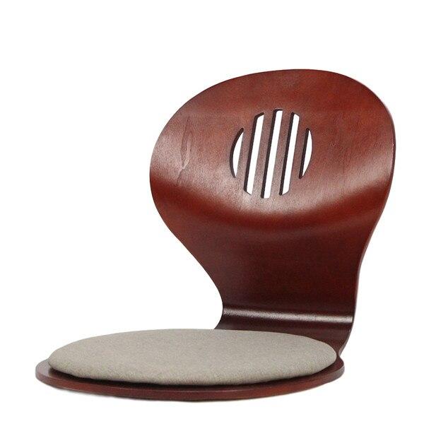 (4 шт/лот) Японский мягкий леглазный напольный стул с подушкой