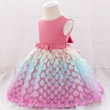 Summer new baby child dress dress