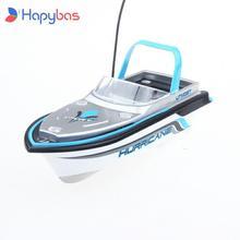 Mini Rc Boat Super 13cm Radio Control  Dual Motor  4 Channels Remote Control Speed Boat 777-218 Toy Ship Children Gift