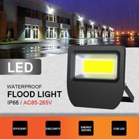 30W 50W 150w 70w Outdoor LED Flood Light AC110V-220V Waterproof LED Floodlights Spotlight Outdoor Reflector Projector Lamp