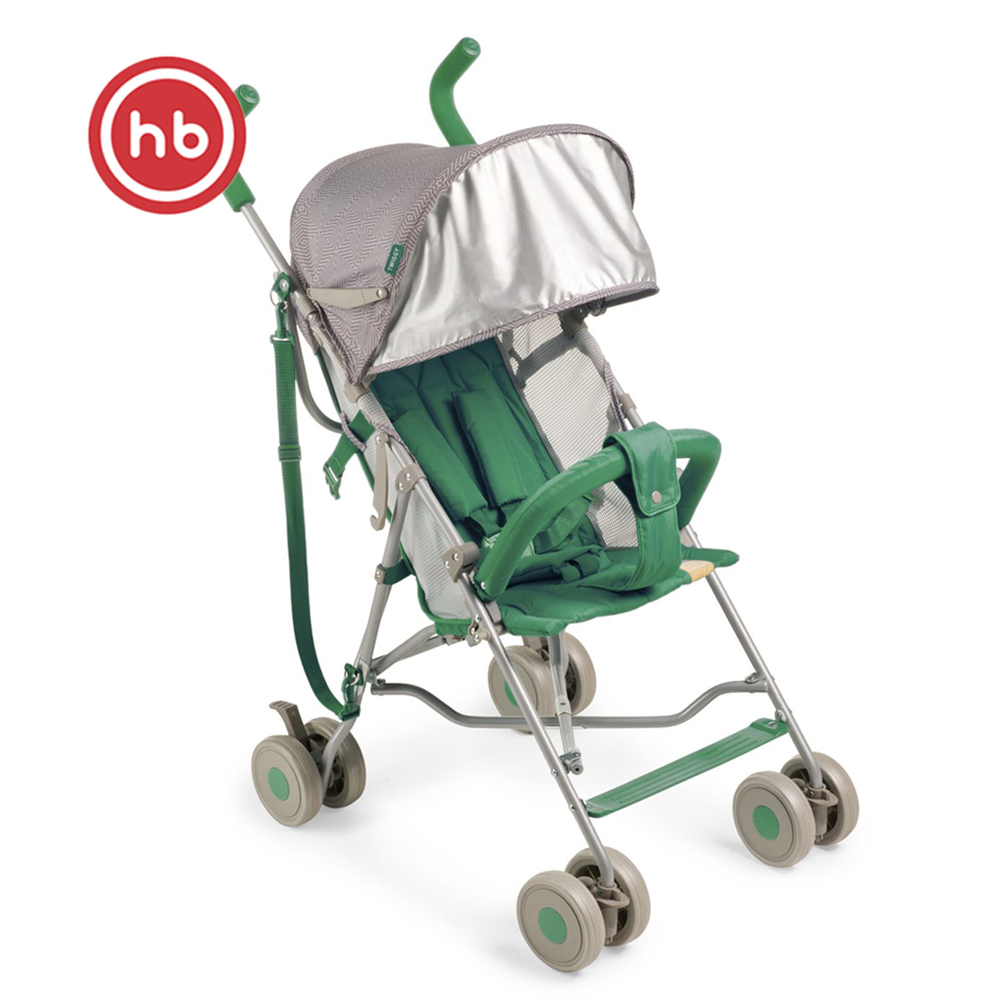 Lightweight Stroller Happy Baby twiggy Mother and Kids stroll cane baby for boys and girls children strollers green Green стоимость