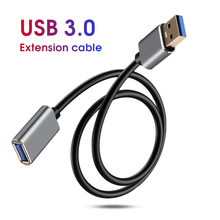 KEBIDU USB Extension Cable USB 3.0 Cable for Smart4 Xbox One Super Speed USB3.0 to Extender Data Cord USB Extension Cable 1m