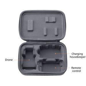 Image 3 - Портативный чехол для переноски, сумка для хранения, расширенное шасси, поддержка ножек, защитные удлинители для DJI Mavic, аксессуары для мини дрона