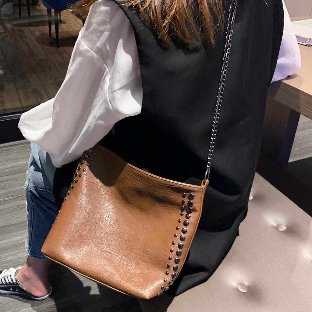 Maioumy mulheres outono simples crossbody saco casual grande capacidade de ombro pacote sacos designer bolsa de ombro das mulheres 2019