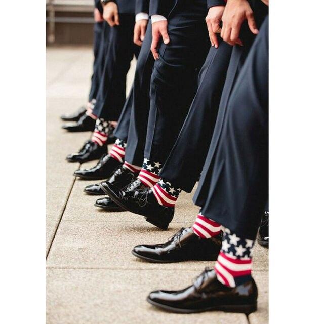 Stars & Stripes USA Sock  2
