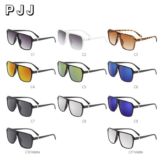 Fashion Retro Oversized Square Frame Sunglasses Men/'s Women/'s Skull Eyeglasses