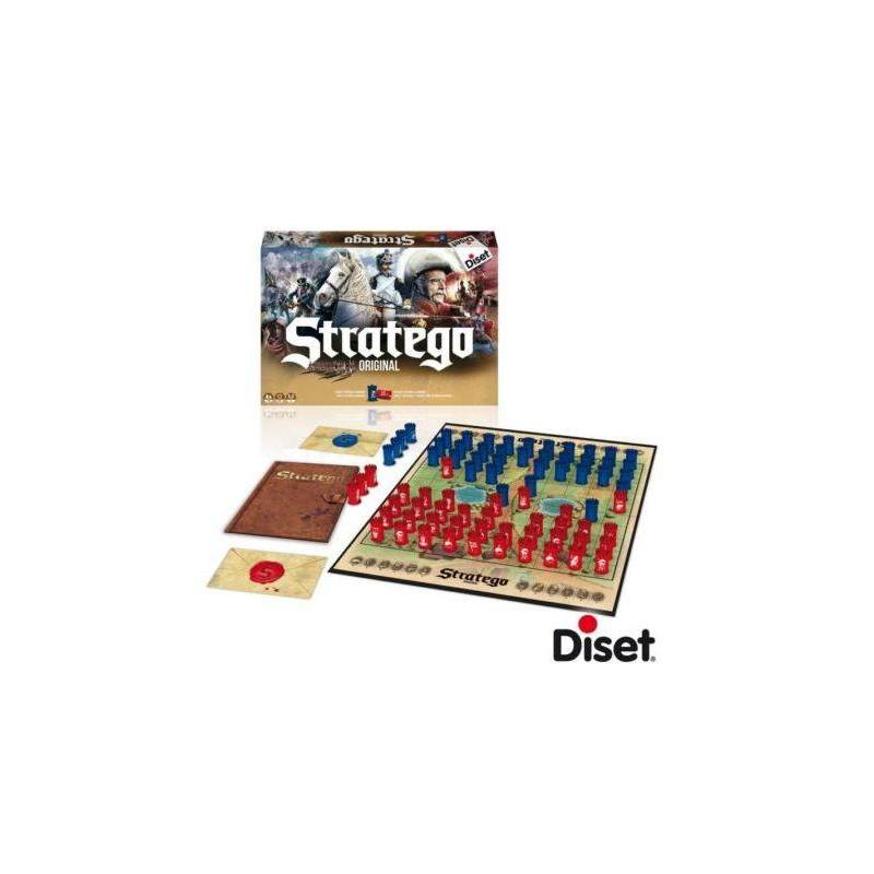 STRATEGO ORIGINAL NEW Toy Store Articles Created Handbook