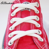 12 pièces nouveaux lacets paresseux élastique Silicone lacets sans cravate baskets de course cordes lacets de chaussures F002