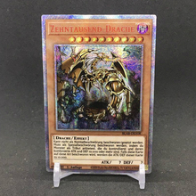 Toys Dragon Yu-Gi-Oh Collectibles-Game-Collection Anime-Cards German Thousand Ten Hobbies