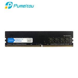 Image 4 - Pumeitou AMD Intel RAM DDR4 4GB 8GB 16GB 2133 2400 2666 MHz Memoria Desktop Memory 288 pin 1.2V New RAMs