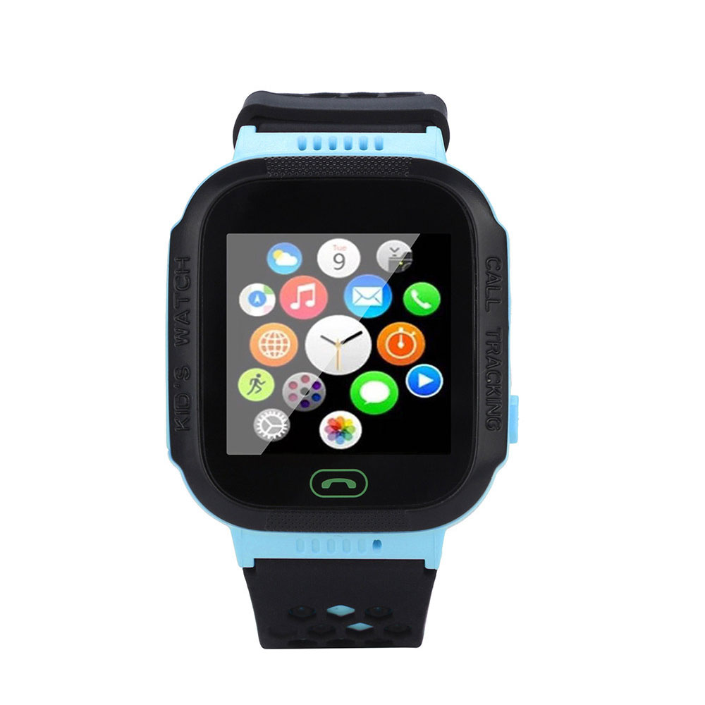 Smart Watch Phone GPS Kids Watch Phone Phone Tracker For Kids Smart Wrist Watch Smart Devices For Kids SIM Card for IOS Android
