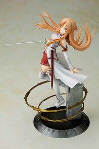 Image 4 - 21cm Japanese Anime KOTOBUKIYA ASUNA Aincrad 1/8 Painted PVC Action Figure SWORD ART ONLINE SAO Collectible Model Toys Gift