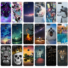 Case For Huawei Enjoy 7s Case Cover For Huawei P smart Enjoy 7S 5.65 TPU Soft Silicone Back Cover For Huawei P smart Phone Case for huawei p smart case shockproof luxury leather anti knock cover for huawei enjoy 7s case for huawei p smart enjoy 7s 5 65