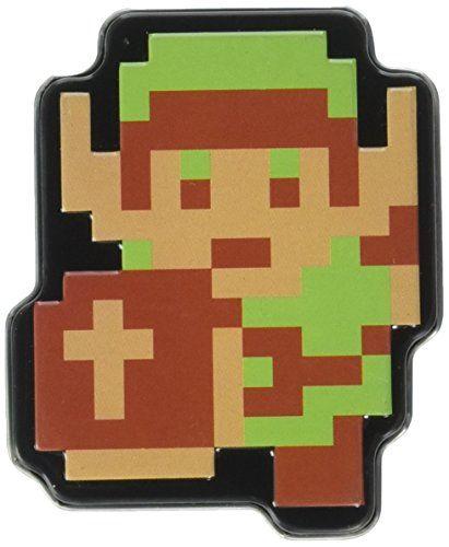 Boston America - Bonbon Nintendo - 1 Boite Link 8-Bit Orange - 0611508174140