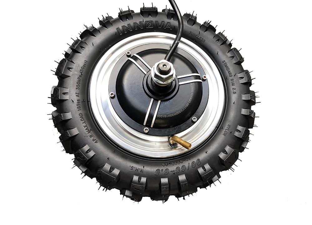 motor kit 48v1000w1500w motor da motocicleta elétrica
