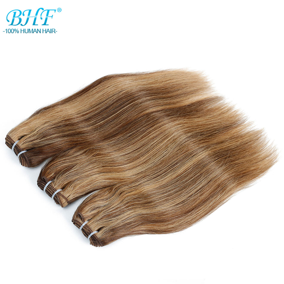 BHF Double Drawn Straight Hair 100g Piano Color 1