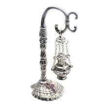 Incense-Burner Worship-Supplies Chapel-Ornaments Cross-Decoration Church Religious Antique
