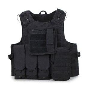 Image 1 - NIJ IIIA Army Military Tactical Body Armor Bullet Proof Vest