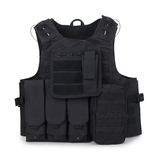 NIJ IIIA Army Military Tactical Body Armor Bullet Proof Vest