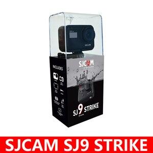 Image 1 - Original SJCAM SJ9 STRIKE 4K Action caméra écran tactile en direct Streaming gyroscope/EIS stabilisation étanche Sport DV
