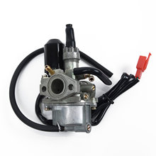 Motorcycle 17mm Carburettor For Honda 50cc Dio 50 SP ZX34 35 SYM Kymco Scooter(China)