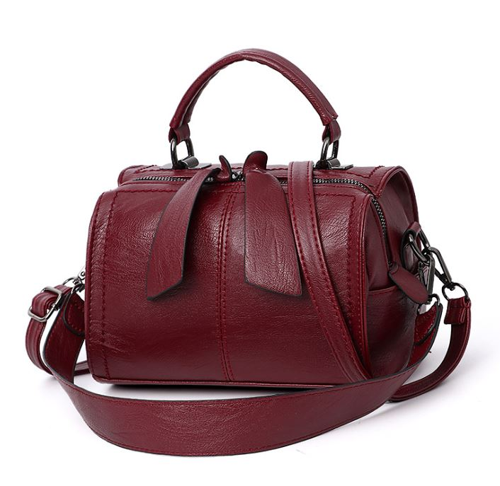 2019 Girl Fashion Elegant Handbag Women Shoulder Bags High Quality Crossbody Bags Designer PU Leather Ladies Hand Sling Bags