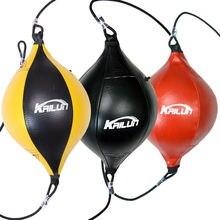 Боксерские скоростные Мячи груша для тренировки реакции мяч