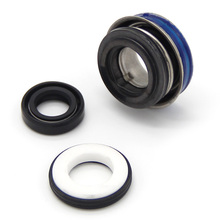Water Pump Mechanical Seal Cover Fit For Honda 91205-KF0-003(12x20x5) CH125 Elite 1984 Spacy 1990-1996 CH150 CH150D DELUXE
