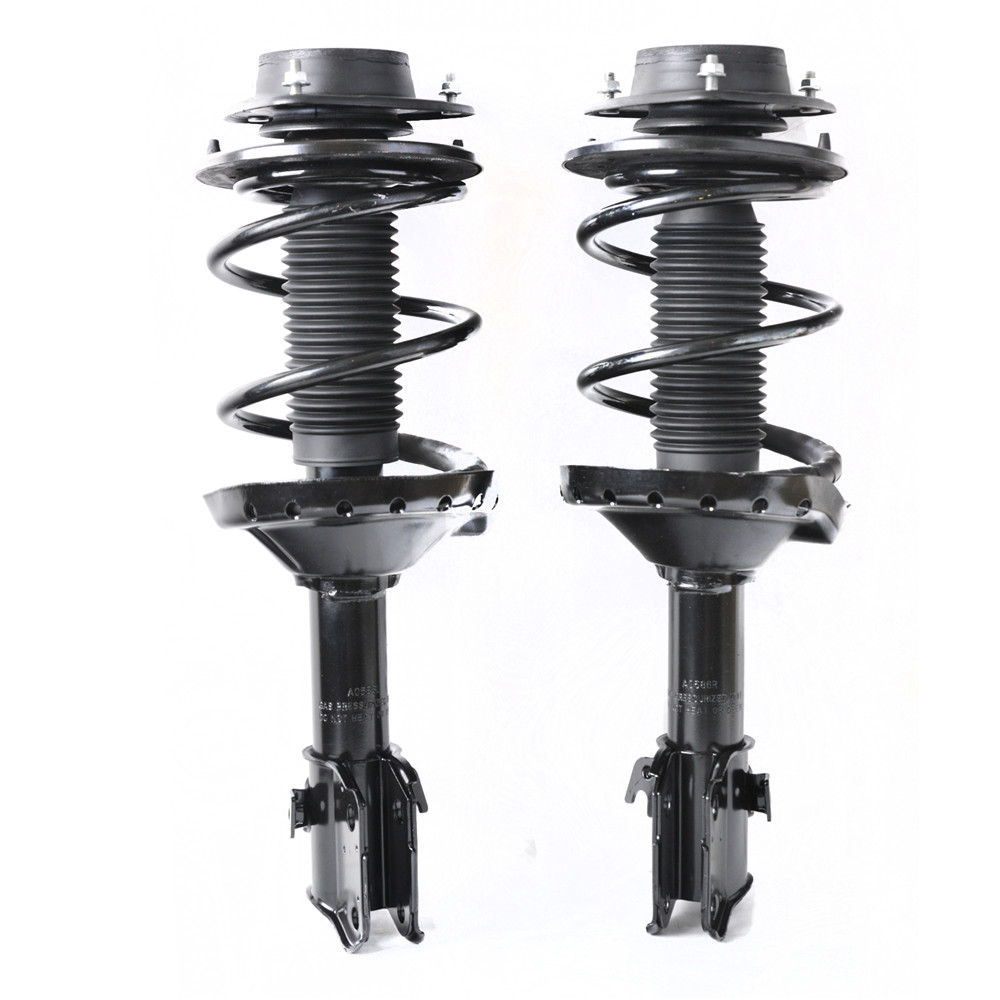 Suspension Strut and Coil Spring Assembly Front Left fits 10-12 Hyundai Santa Fe