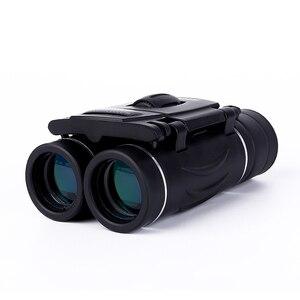 Высокая четкость телескоп 40X22 бинокль Hd 2000 м высокая мощность для наружного охоты оптический низкий ночного видения бинокулярный фиксирова...