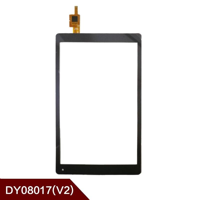 8'' Inch Black 100% New For Voyo WinPad A1 Mini Iwork8 U80gt DY08017(V2) Touch Screen Handwriting Screen Free Shipping