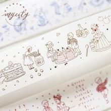 Label Washi-Tape Bullet Journal Diy Scrapbooking Sticker Decorative-Adhesive-Tape Cute