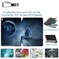 Чехол MTT для планшета iPad Pro Air 10 5 дюймов 2019  магнитный чехол-книжка из искусственной кожи с подставкой  умный защитный чехол A1701 A1709