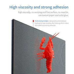 Image 3 - CREALITY 3D Tempered Glass Build Platform Size 235*235*4mm For Ender 3/Ender 3 Pro/Ender 3 V2 Printer