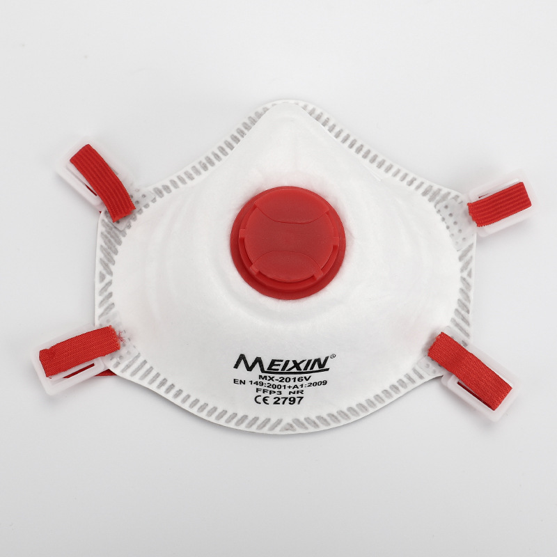 FFP3 Mask With Valve FFP2 (=KN95) MASK With Valve Adjustable Headband Dust-proof And Fog-proof Child Mask Teen Mask Hot Sale