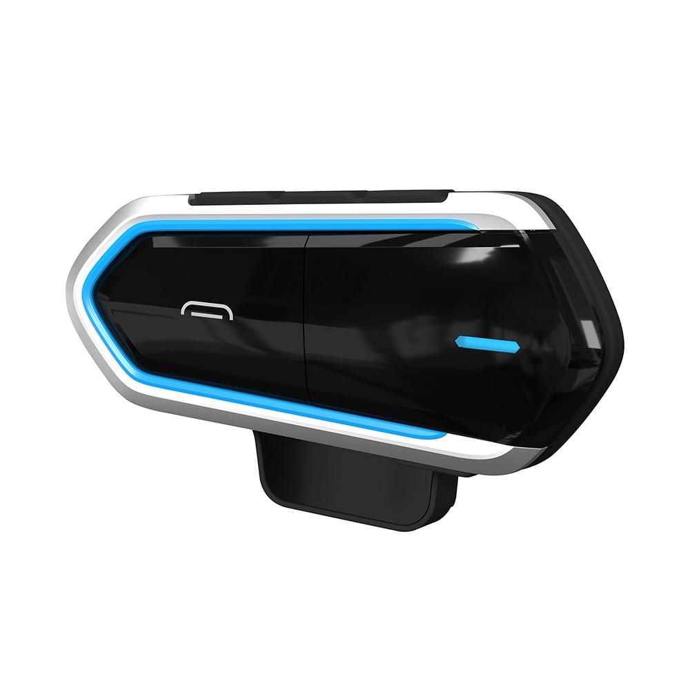 Motorcycle Accessories Wireless Long Standby Helmet Headset Hands Free Bluetooth Motorcycle Energy Saving Earphone