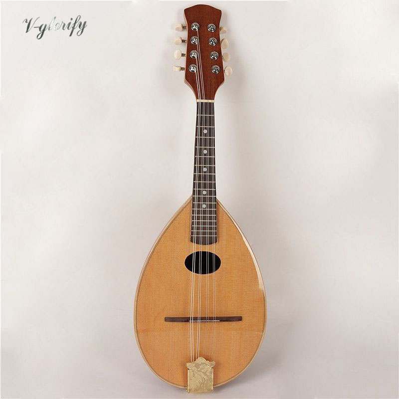 Spruce Face Single Floating Mandolin Guitar Free Bag Free Shipping