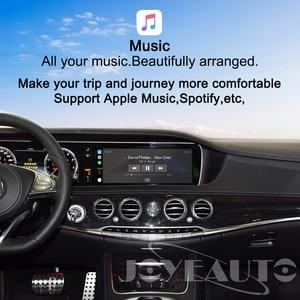 Image 5 - Joyeauto אלחוטי Apple Carplay רכב לשחק Retrofit S Class 15 19 NTG 5 W222 עבור מרצדס אנדרואיד אוטומטי שיקוף אחורי מול CM