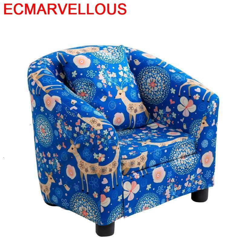 Children Bedroom For Cute Child Kids Divan Relax Chair Cameretta Bambini Baby Chambre Enfant Dormitorio Infantil Children's Sofa