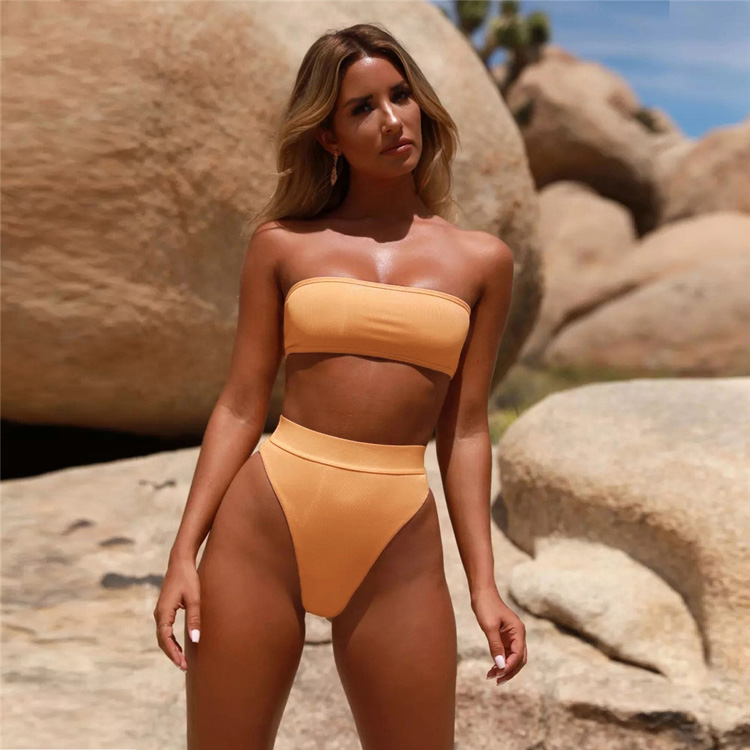 Ariel Sarah Sexy Women Swimsuit Push Up Bikini Set Low Waist Bathing Suit Brazilian Bikini Maillot De Bain Hot Beachwear 1808