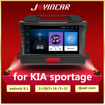 For Kia Sportage 3 SL 2010 2011 2012 2013 2014- 2016 Car Radio Multimedia Video Player Navigation GPS Android No 2din 2 din dvd image