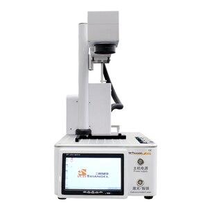 Image 2 - M Triangel – Machine à laser pour gravure et réparation décran LCD, appareil pour iPhone 11, X, XS, MAX, 8, 8+, pour séparer et retirer la vitre arrière