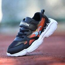 SKHEK New girl fashion shoes Kids Sneakers for girls sport boys running white Children Casual Shoes boy Trainer