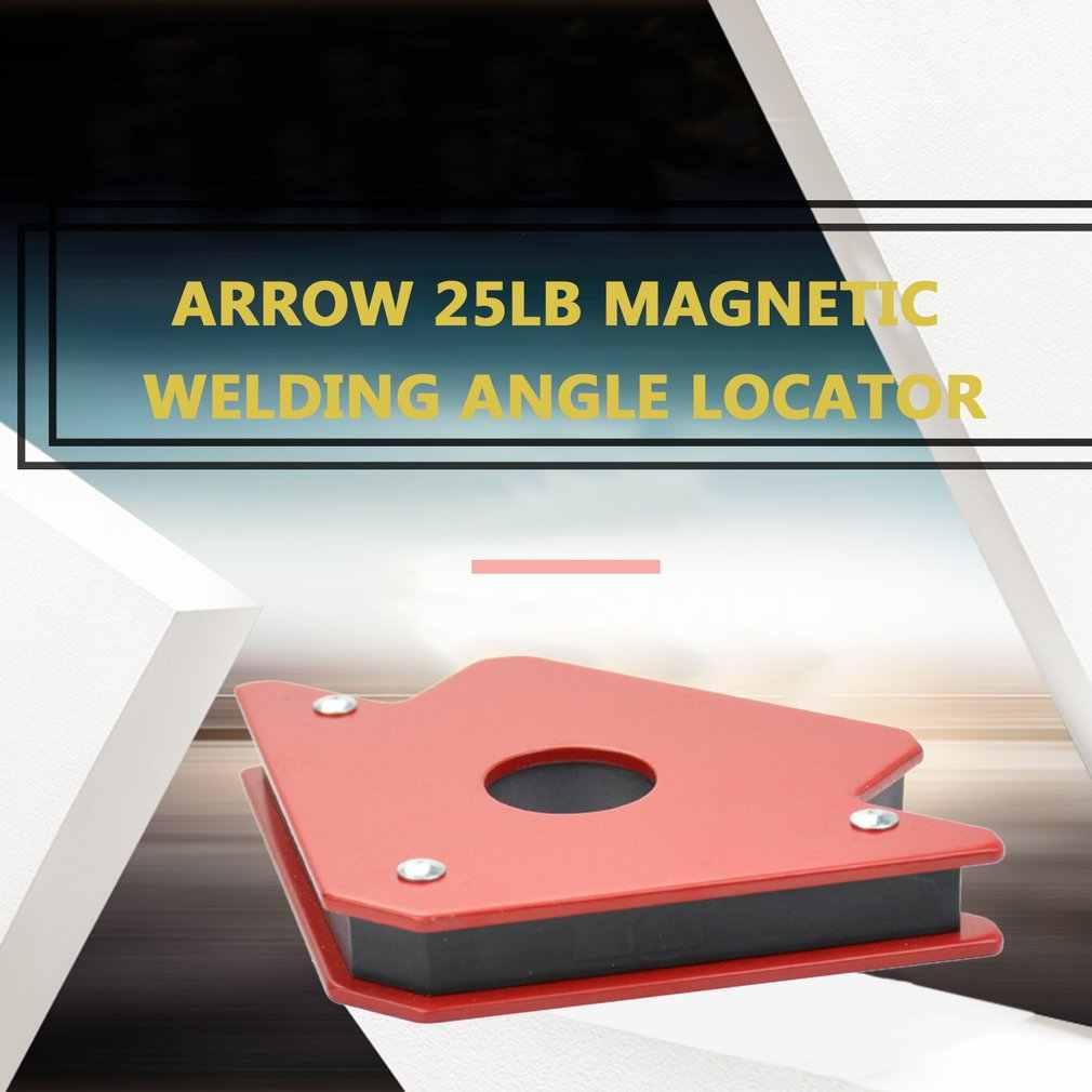 25 libras de /ángulo de flecha Localizador de soldadura Soldador magn/ético de soldadura Accesorios de herramientas Soporte magn/ético de soldadura