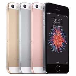 Б/у IPhone Оригинальный разблокированный Apple IPhone SE, определение отпечатка пальца двухъядерный 4 аппарат не привязан к оператору сотовой связи с...