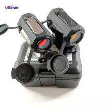 Sparc ar 1x20 tático ponto vermelho reflexivo ponto vermelho vista multicamadas o revestimento é adequado para 20mm trilho de guia